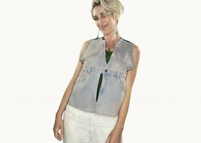 Sustainable Four Pocket Vest