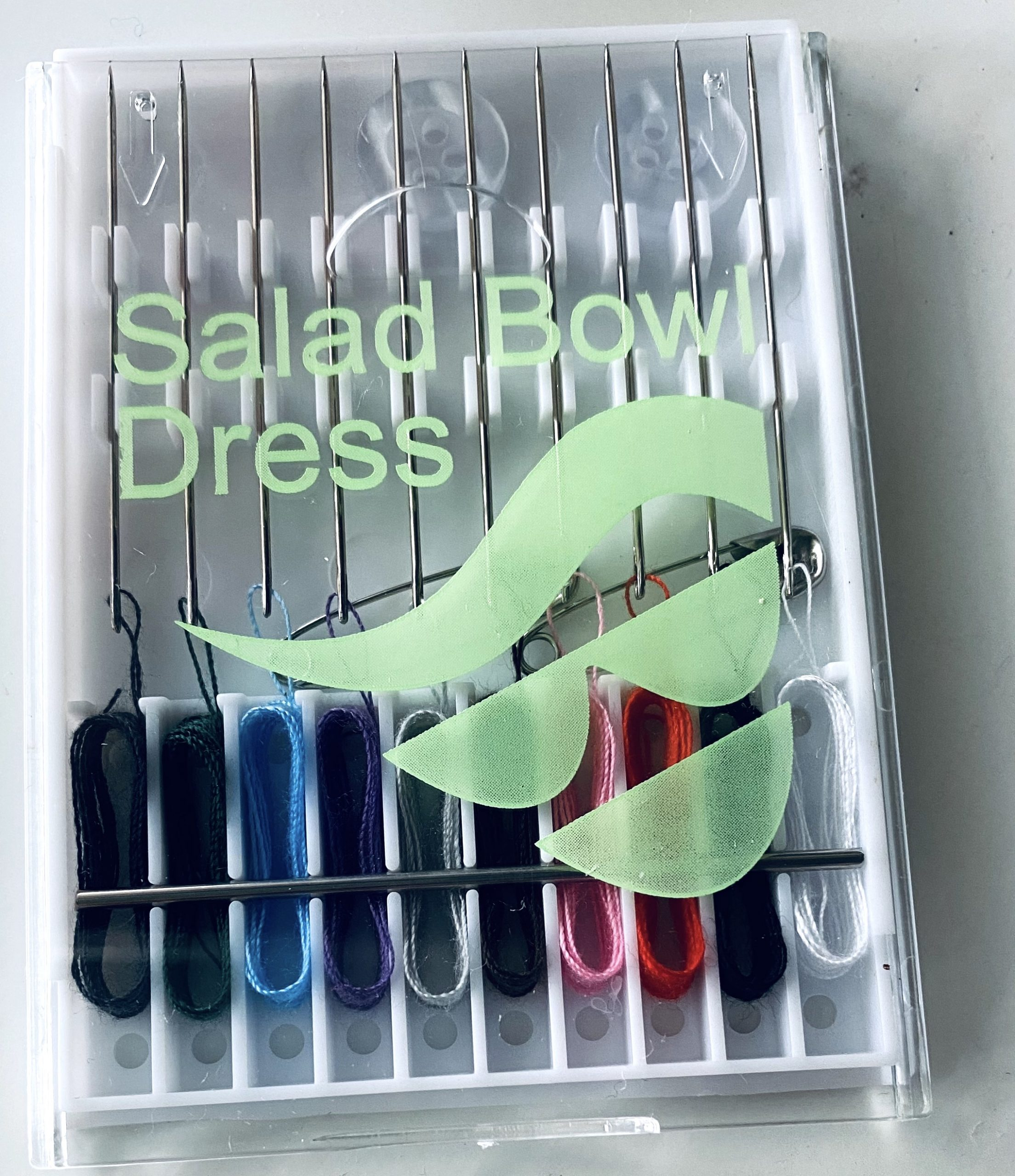 Slow Fashion Sewing Kit